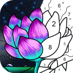 Paint By Number – Coloring Book Color by Number