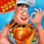 Cooking Madness Restaurant Chef Ice Age Game