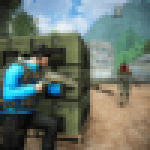 FPS Military Commando Games New Free Games