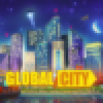 Global City Build your own world. Building Game