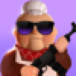 Granny Games Spy Shoot Master Fight for Survival