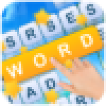 Scrolling Words-Moving Word Game Find Words