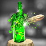 Bottle Shooting New Action Games 3.5