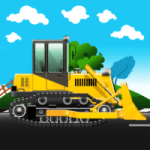 Animated Puzzles tractor farm 1.31