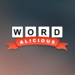Wordalicious – Relaxing word puzzle game 1.0.8