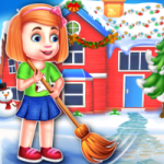 Christmas House Cleaning Game 1.0.5
