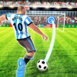 Real Football Player Soccer Strike League Game 1.6