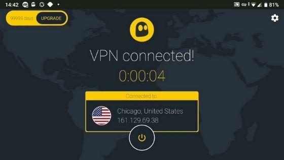 Cyberghost Premium Mod APK