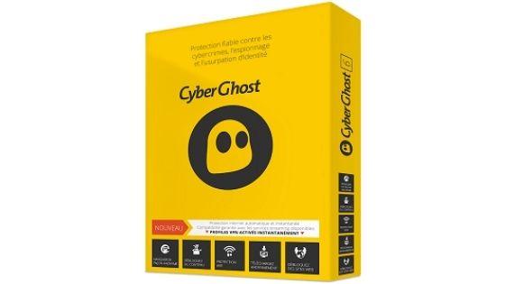 APK Cyberghost Premium Mod