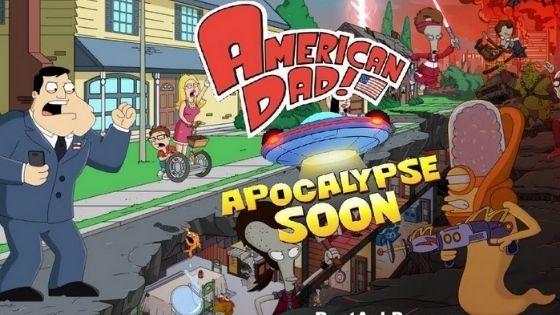 APK American Dad Apocalypse Soon