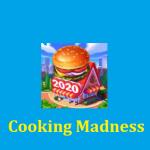 Cooking Madness Mod APK 2021