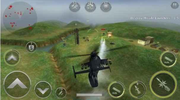 APK do Mod Gunship Battle