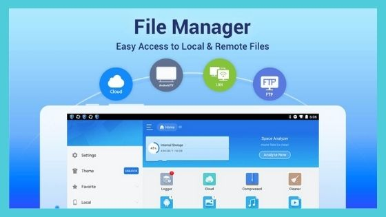 ES File Explorer File