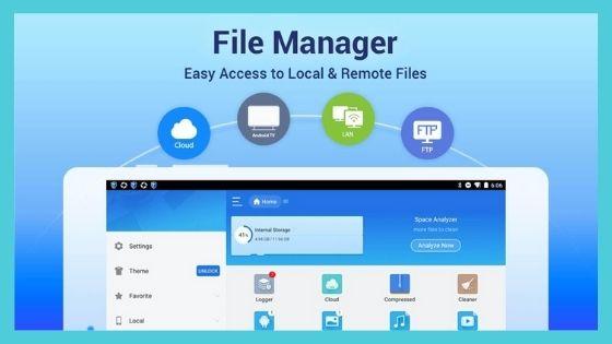 Download ES File Explorer Premium v4.2.4.4.1 APK