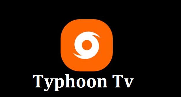 Typhoon Tv APK