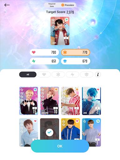 BTS WORLD 1.8.1 screenshots 15