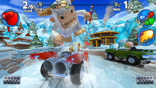 Beach Buggy Racing 2 1.6.5 screenshots 16