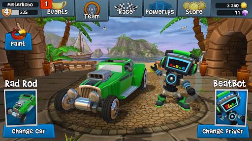 Beach Buggy Racing 2 1.6.5 screenshots 4