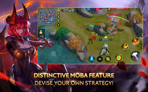 Champions Legion 5v5 MOBA 1.2.0 screenshots 11