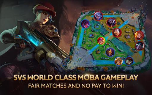 Champions Legion 5v5 MOBA 1.2.0 screenshots 16