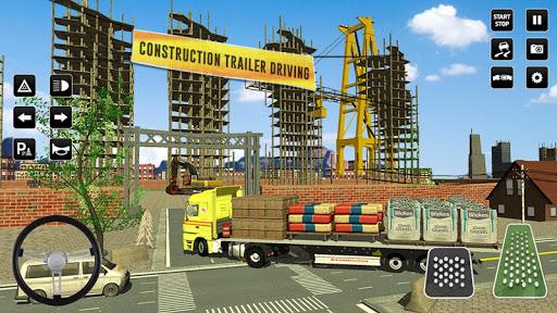 City Construction Simulator Forklift Truck Game 3.29 screenshots 12