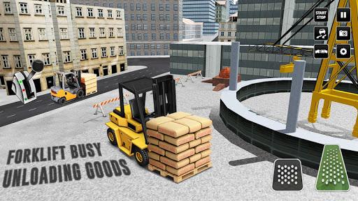 City Construction Simulator Forklift Truck Game 3.29 screenshots 13