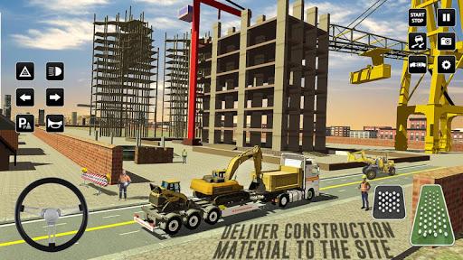 City Construction Simulator Forklift Truck Game 3.29 screenshots 2