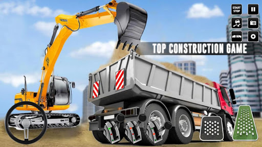 City Construction Simulator Forklift Truck Game 3.29 screenshots 8