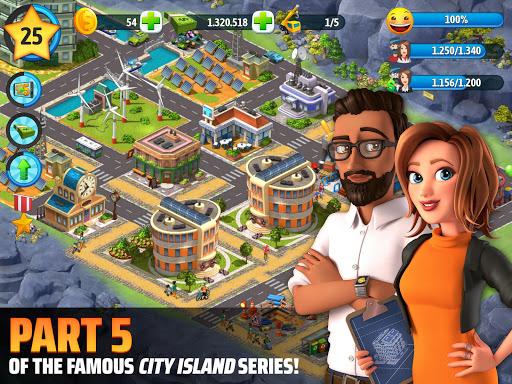 City Island 5 – Tycoon Building Simulation Offline 2.16.7 screenshots 11