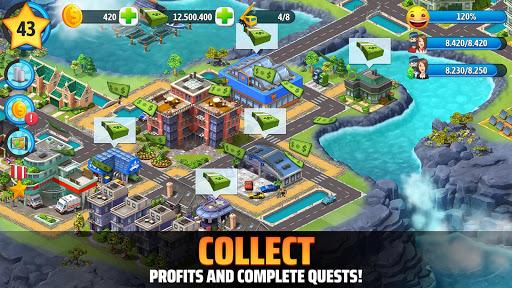 City Island 5 – Tycoon Building Simulation Offline 2.16.7 screenshots 4
