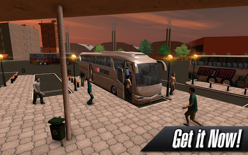 Coach Bus Simulator 1.7.0 screenshots 24
