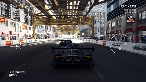 GRID Autosport – Online Multiplayer Test 1.7.2RC1-android screenshots 3