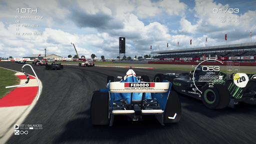 GRID Autosport – Online Multiplayer Test 1.7.2RC1-android screenshots 5