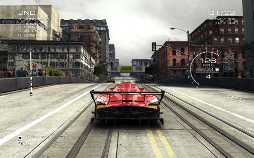 GRID Autosport – Online Multiplayer Test 1.7.2RC1-android screenshots 7