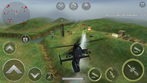 GUNSHIP BATTLE Helicopter 3D 2.7.83 screenshots 10