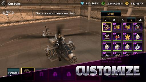 GUNSHIP BATTLE Helicopter 3D 2.7.83 screenshots 13