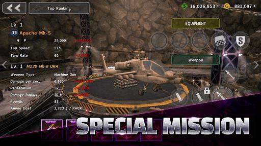 GUNSHIP BATTLE Helicopter 3D 2.7.83 screenshots 3