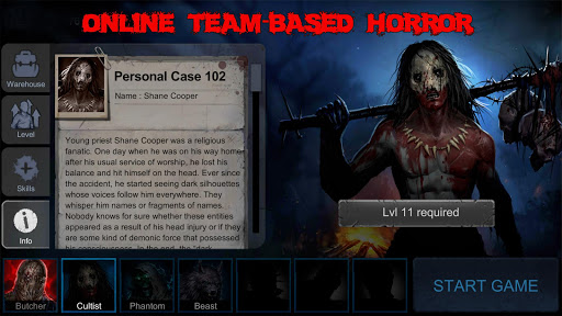 Horrorfield – Multiplayer Survival Horror Game 1.3.4 screenshots 1