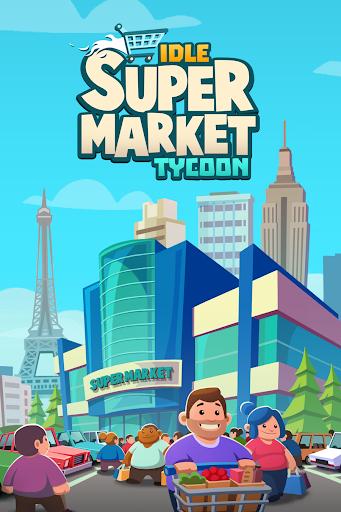 Idle Supermarket Tycoon – Tiny Shop Game 2.2.6 screenshots 1
