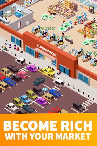 Idle Supermarket Tycoon – Tiny Shop Game 2.2.6 screenshots 2