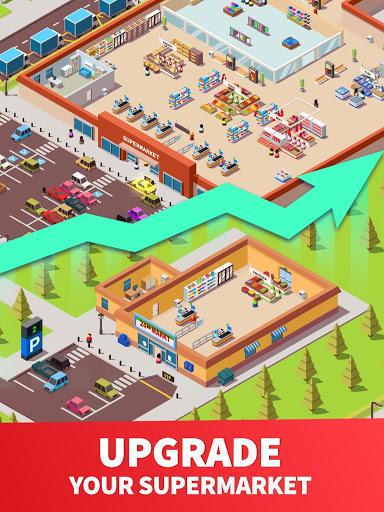 Idle Supermarket Tycoon – Tiny Shop Game 2.2.6 screenshots 9