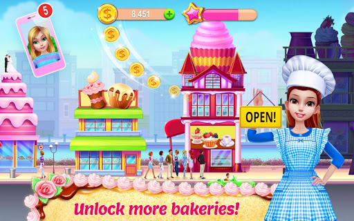 My Bakery Empire – Bake Decorate amp Serve Cakes 1.1.5 screenshots 10
