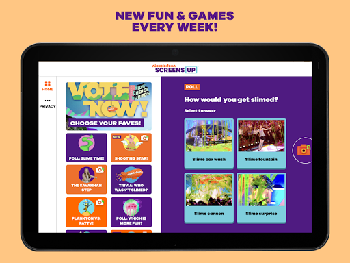 SCREENS UP by Nickelodeon 7.0.1842 screenshots 9