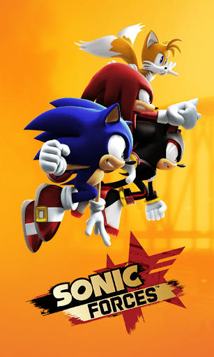 Sonic Forces Multiplayer Racing amp Battle Game 2.19.0 screenshots 1