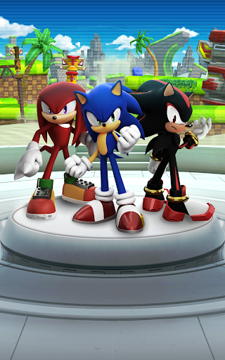 Sonic Forces Multiplayer Racing amp Battle Game 2.19.0 screenshots 11