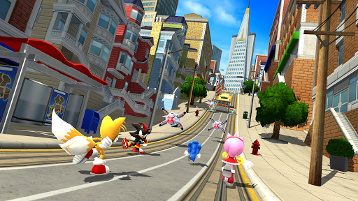 Sonic Forces Multiplayer Racing amp Battle Game 2.19.0 screenshots 15