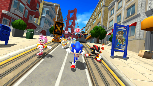 Sonic Forces Multiplayer Racing amp Battle Game 2.19.0 screenshots 22