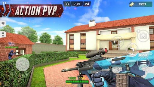 Special Ops FPS PvP War-Online gun shooting games 1.96 screenshots 2