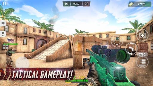 Special Ops FPS PvP War-Online gun shooting games 1.96 screenshots 4