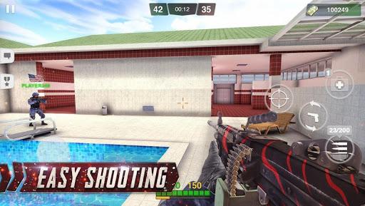 Special Ops FPS PvP War-Online gun shooting games 1.96 screenshots 7